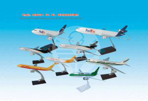 宅急送、美国长青、UPS、DHL、联邦快递系列模型 UPS、 DHL、The federal Express series model